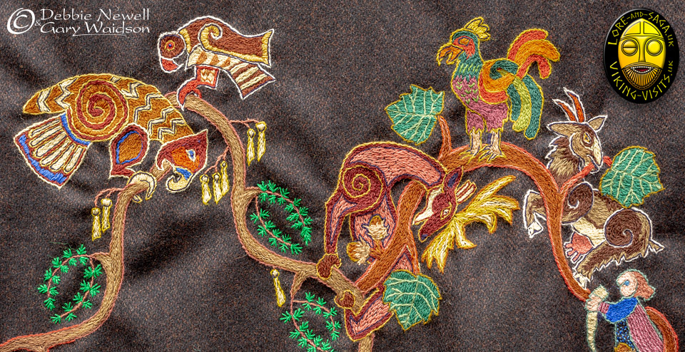Norse-Cloak-of-Myth---Occupents-of-Laerad---Detail